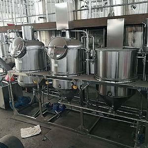 动植物油精炼设备